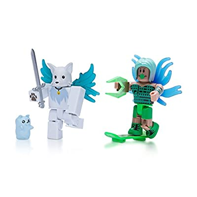 Roblox Celebrity Figure 2-Pack, LA Hoverboarder and Ghost Forces: Phantom - 4010882 , B07BC6VSFM , 454_B07BC6VSFM , 14.99 , Roblox-Celebrity-Figure-2-Pack-LA-Hoverboarder-and-Ghost-Forces-Phantom-454_B07BC6VSFM , usexpress.vn , Roblox Celebrity Figure 2-Pack, LA Hoverboarder and Ghost Forces: Phantom