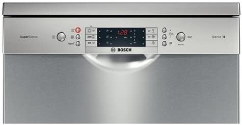 Bosch Lavavajillas Sms69 N78Eu Super Silence ActiveWater Clase A + ...