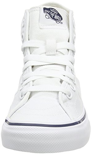 Vans Scarpe Unisex U Dress Bianco True Hi White Canvas Blues da Alte Ginnastica Sk8 Decon XdXwxqZ8r