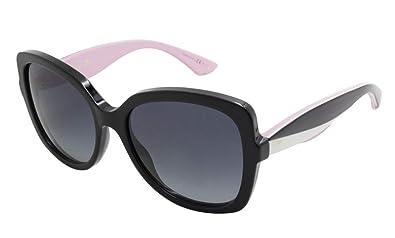 ff8e280b14cb Dior LWR Black White Pink Envol2 Square Sunglasses Lens Category 3:  Amazon.in: Clothing & Accessories