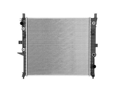 MAPM Premium Quality RADIATOR; EXCEPT ML55 MODELS by Make Auto Parts Manufacturing