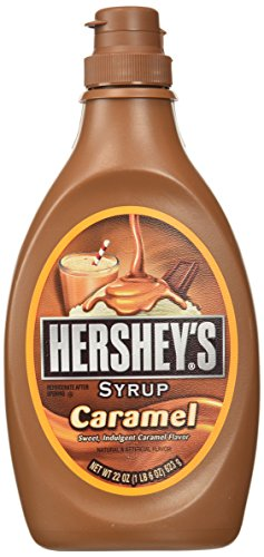 Hershey's Caramel Syrup, 22-Ounce Bottle