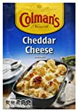 Colman's Sauce, Mix, Cheddar Cheese 1.4 oz. (Pack of 18)
