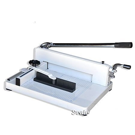 Professional Guillotine Desktop Stack Paper Cutter