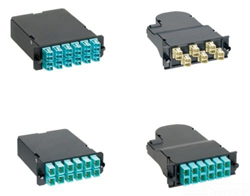 Panduit FC6-12-10Y Multi-Mode Fiber Cassette