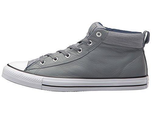 Converse Heren Chuck Taylor All-stars Straat Sneaker Koel Grijs / Midnight Navy