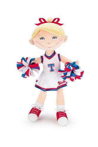 Trudi American Culture Rag Doll, Kimberly, 12