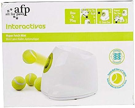 All For Paws AFP3198 Pelotas para Hyper Fetch Mini Interactive 6 Unidades