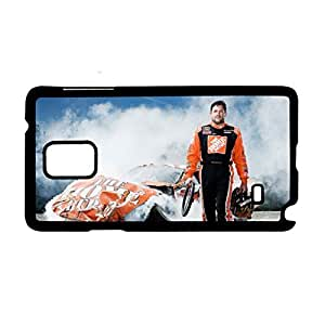 With Tony Stewart For Galaxy Note 4 Samsung High Quality Phone Cases Choose Design 3