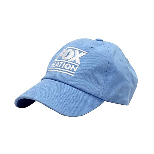 Fox Womens Hat - Fox Nation Hat Light Blue