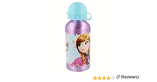 Stor Botella Aluminio 400 ML | Frozen Floral: Amazon.es: Juguetes ...