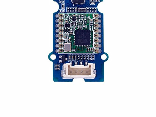 In ZIYUN Grove - LoRa Radio 433MHz,Radio transceiver,which is a transceiver features the LoRa long range modem