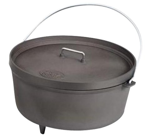 GSI Outdoors Hard Anodized Dutch Oven, 14-Inch