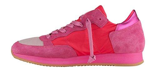 Modello Filippe Damen Pink Sneaker