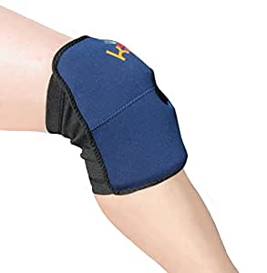 The Most Powerful Knee Ice Pack. Ideal For Meniscus Injuries, Jumper's Knee, ACL, MCL, LCL, Arthritis, Injury Recovery, and Bursitis. Model Discontinued By Manufacturer