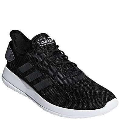 adidas Women's Yatra Fashion Sneakers Core Black/Grey Six/Cloud White 6.5