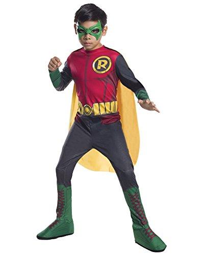 Kids Photo Real Robin Costume ()