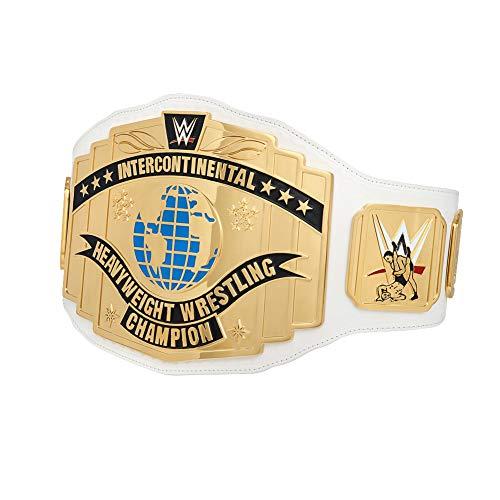White Intercontinental Championship Commemorative Title Belt (2014)