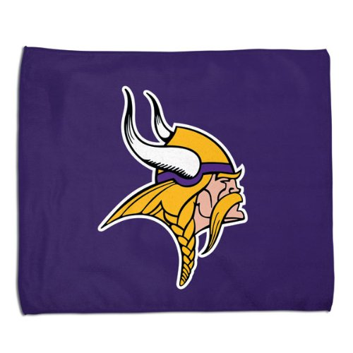 Minnesota Vikings Official NFL 15''x18'' Sport Towel by McArthur by WinCraft