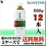 健康道場 おいしい青汁 900g(ペットボトル)×12本