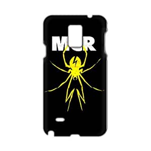 Evil-Store Yellow spider MCR 3D Phone Case for Samsung Galaxy Note4