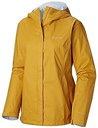 Columbia Women's Arcadia II Rain Jacket, Waterproof & Breathable