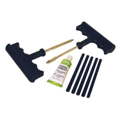 Tire Kit Care (Slime 1034-A T-Handle Tire Plug Kit)