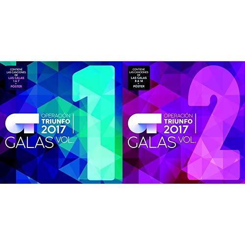 Pack OT 2017: las galas vol.1 y vol.2: Amazon.es: Música