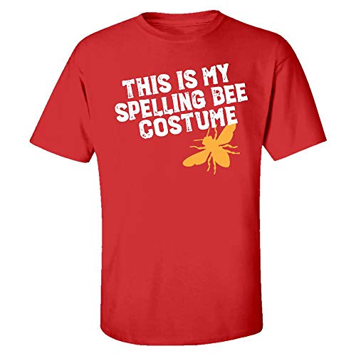 Spelling Bee Costumes Ideas - This is My Spelling Bee Costume