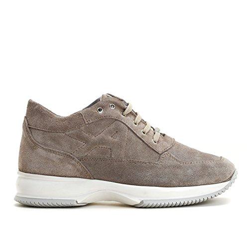 Alesya Sport Scarpe&Scarpe - Sneaker mit Personalisierung auf der Seite - 40,0, Beige