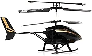 V-MAX HX713 2.5-Channel Tri-Band Infrared Remote Control RC Helicopter black
