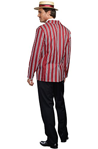 Dreamgirl Men's Good Time Charlie 1920s Style Costume, Multi, X-Large - http://coolthings.us