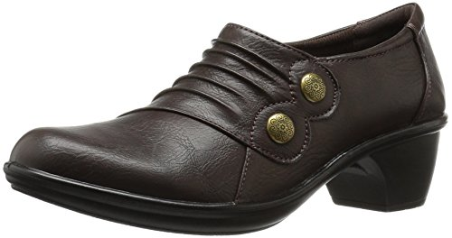 Easy Ankle Edison Brown Bootie Street Women's tqUOWrt