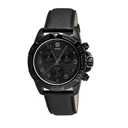 Wenger Swiss Army Military Quot Zurich Blackout Quot Watch 79265