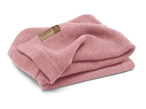 Bugaboo Wool Blanket, Rose