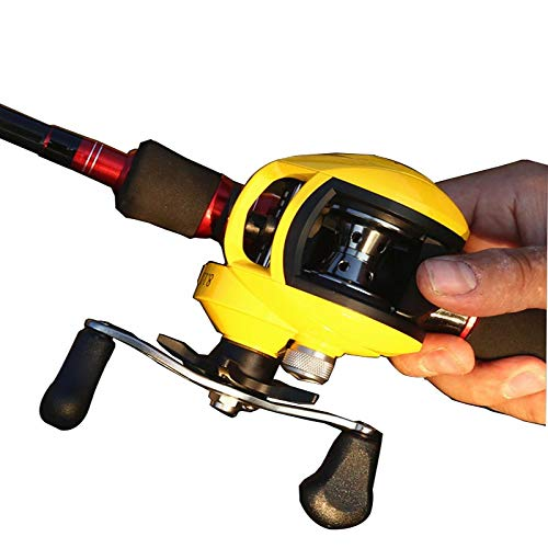 18+1BB Baitcasting Reel Low Profile Reel 8.2:1 Fishing for sale  Delivered anywhere in USA