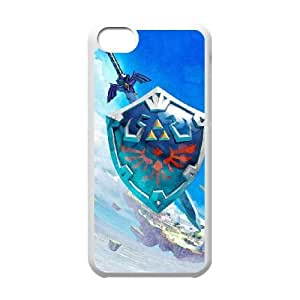iPhone 5C Phone Case White The Legend of Zelda BF5970505