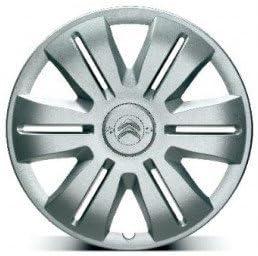 Cabochon CitroeN-Embellecedor para Central De ruedas con diseño De CitroeN seguro.