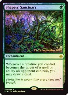 Magic: The Gathering - Shapers' Sanctuary - Foil - Prerelease -