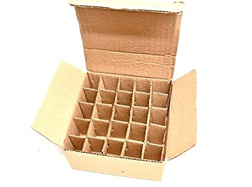 Cardboard Boxes For C 9 Replacement Light Bulbs Empty Storage Box With  Dividers To Easily