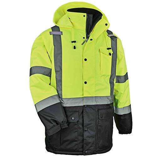 High Visibility Reflective Winter