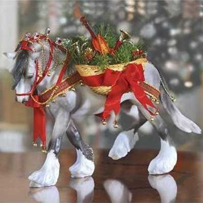 Breyer Horses 2007 Wintersong Holiday Horse