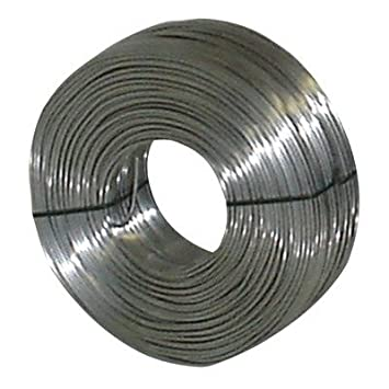 Amazon.com: Tie Wires - 14 gauge ty wire 3.5#roll: Home Improvement