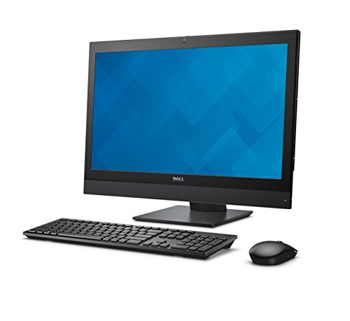 Dell Optiplex 24 - 7440 AIO Computer | 23.8inch FHD (1920X1080) Display | Intel Core i7-6700 | 8 GB DDR4 | 256 GB PCIe NVMe SSD | Windows 10 Pro | Keyboard NOT included by Dell