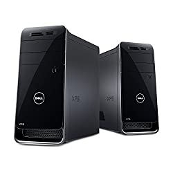 Dell XPS 8700 Desktop - Intel Core i7-4790 Quad-Core Haswell up to 4.0 GHz, 32GB Memory, 256GB SSD + 1TB SATA Hard Drive, 1GB Nvidia GeForce GT 720, DVD Burner, Windows 7 Professional