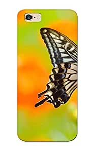 Durable Protector Case Cover With Eastern Tiger Swallowtail Hot Design For Iphone 6plus 5.5 (ideal Gift For Lovers)