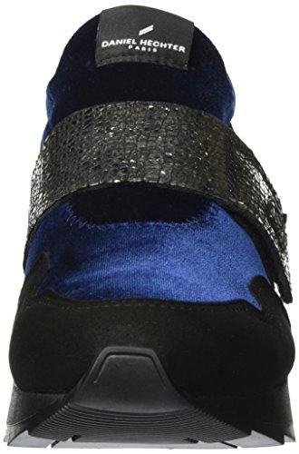 Blue 4110 Baskets Black Bleu Dark Femme 927293613469 Daniel Hechter WUwfYY