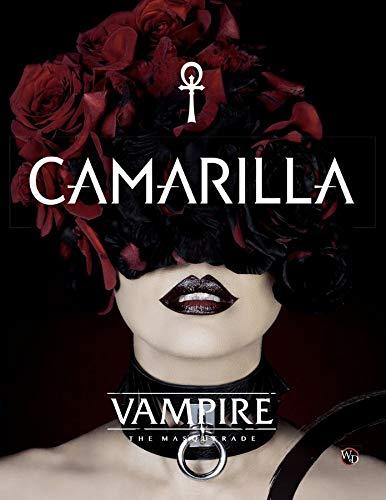 Vampire Masquerade Camarilla Modiphius product image