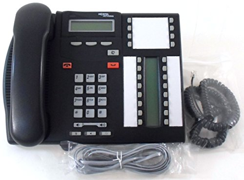 Phone Nortel Buttons - Norstar T7316E Charcoal Speaker Phone (Renewed)