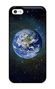 New Earth From Space Tpu Cover Case For Iphone 5/5s
